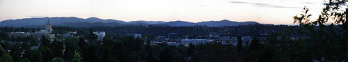 Madison Scenic Panorama