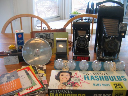 Old Cameras & Accessories