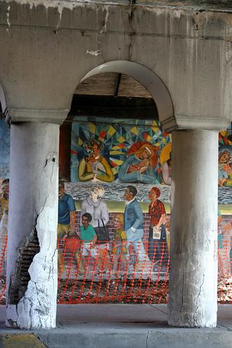 Hyde Park mural