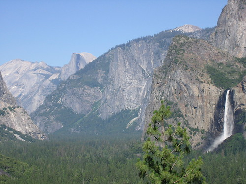 Yosemite Valley, June 29, 2005