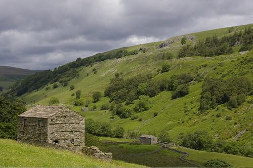 Yorkshire Dales Barn, Thwaite