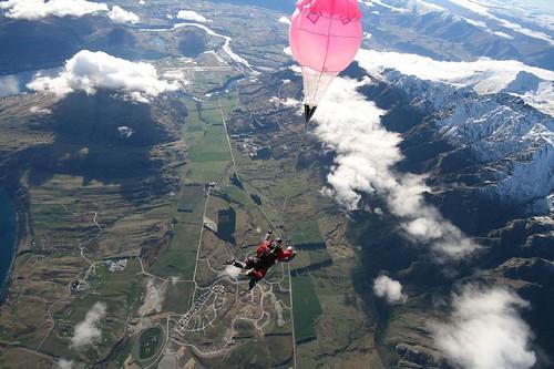 Parachutisme NZ 8
