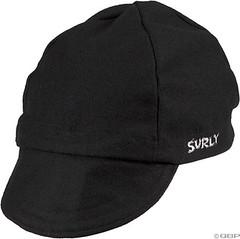 Wool Cap Black