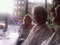 the fam at lucien's (lmira) Tags: family lucien eastvillagenyc