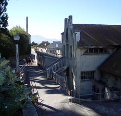 alcatraz vartijoiden taloja