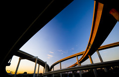 soaring ramps of the harbor freeway interchange (gsgeorge) Tags: california la losangeles highway ramp engineering overpass ramps socal freeway infrastructure southerncalifornia interchange harborfreeway i105 i110 carpoollane pasadenafreeway centuryfreeway newtopography newtopographics hovlane lafreeways impressedbeauty stackinterchange southerncaliforniafreeways harborfreewayinterchange judgeharrypregersonmemorialinterchange fivestackinterchange newtopographic