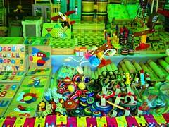 Mexican toys (~*Bomba Rosa*~) Tags: color texture mexico toy shot coyoacan federal mexicano juguete distrito