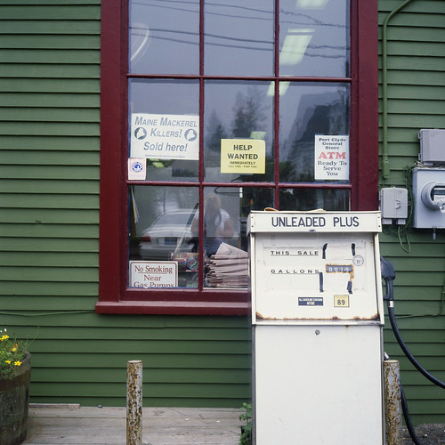 General Store Window I
