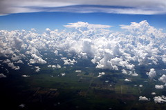 South Carolina (Luke Sharrett) Tags: trip travel sky clouds rural airplane countryside florida farm aviation boyscouts scouts fields farms bsa seabase highadventure boyscoutsofamerica floridaseabase