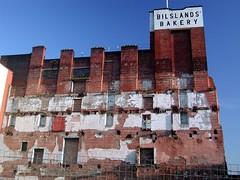 former Bilslands Bakery