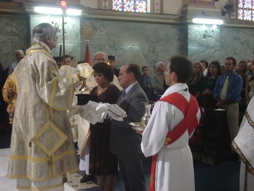 Communion por Philippe Gebara.