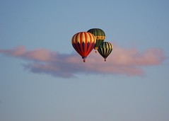 Three Balloons - by DaveMaherPhotos