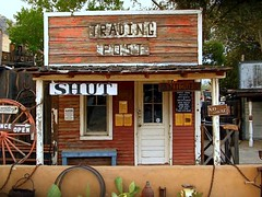 Silver City Trading Post (Kimberley Renee) Tags: sign haunted socal ghosttown weathered southerncalifornia movieset tradingpost lakeisabella bodfish kerncounty bodefish stars4esther