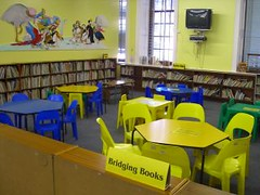 durban city library - children section