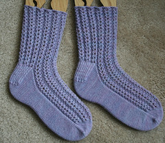 Healthy Spine Socks 082107