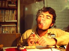 (Santiago Seplveda.) Tags: santiago portrait color retrato krieg rgb ist seplveda skisma