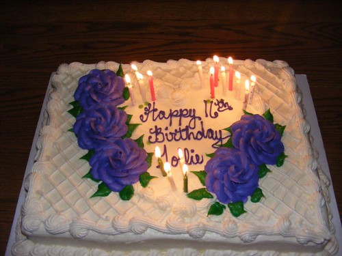 Mollie's Cake