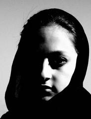 Princess of Darkness (Hamed Saber) Tags: mountains persian meetup iran persia saber gathering iranian tehran  hamed tochal farsi  telecabin  flickrgathering  niousha    gondolalift      upcoming:event=261989 flickr:user=kargadan