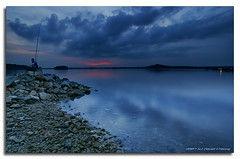Fisherman's Blues (DanielKHC) Tags: blue sunset sea seascape rock digital landscape interestingness high fisherman bravo singapore dynamic dusk sony explore alpha range dri increase hdr a100 blending dynamicrangeincrease blueribbonwinner magicdonkey interestingness86 4exp tamron1118mm anawesomeshot sarimbun aplusphoto danielcheong infinestyle goldenphotographer danielkhc notonemapped explore21sep07