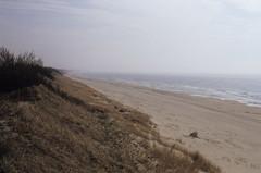 baltic (marina.shakleina) Tags: sea film sand nikon fuji dune slide baltic velvia100 fm3a nida lithuania lietuva curonianspit neringa kurinerija liuthania