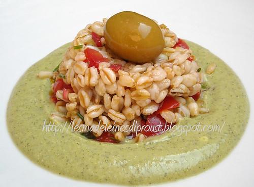 grano-con-cema-di-zucchine