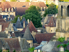 nid de tours  Sarlat (montestier) Tags: monuments