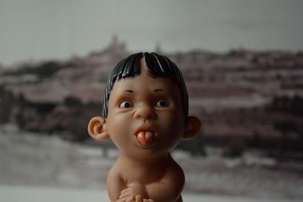 Muñeco de El Colegui