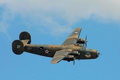 Ol' 927 (Dave77459) Tags: canon sigma liberator b24 wingsoverhouston 40d 18200os ol927