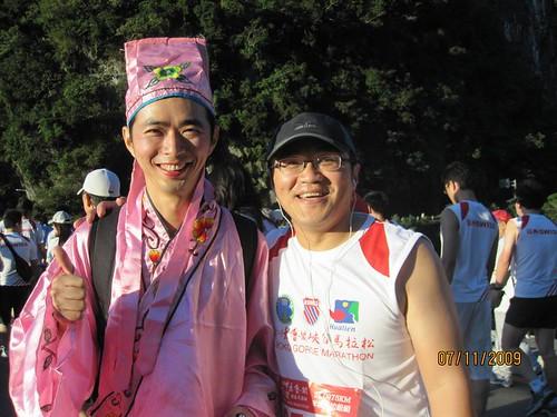 2009太魯閣馬拉松--209