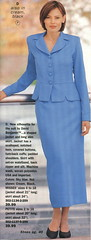 Smart Choice Lt  Blue Suit 2000 (BreakTime) Tags: classic fun long pumps dress serious good traditional formal skirt right class business suit mysterious strong serene conservative taste goodtaste straight elegant midi ankle calf length seductive graceful restricted reserved sophisticated maxi skirts concealed studious modest stylish hems career prim severe elegance demure strict proper austere wellbred dignified longskirt refined restrained hem hemline cultured tailored appropriate hemlines longdress impeccable skirtsuit calflength midcalf sedate decorous