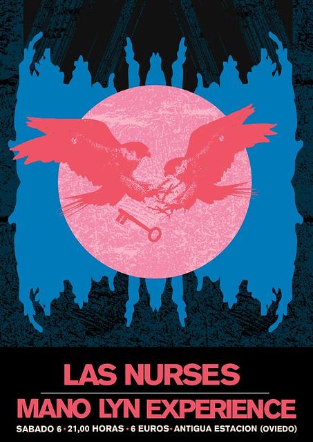 LAS NURSES / MANO LYN EXPERIENCE