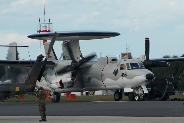 JASDF E-2C