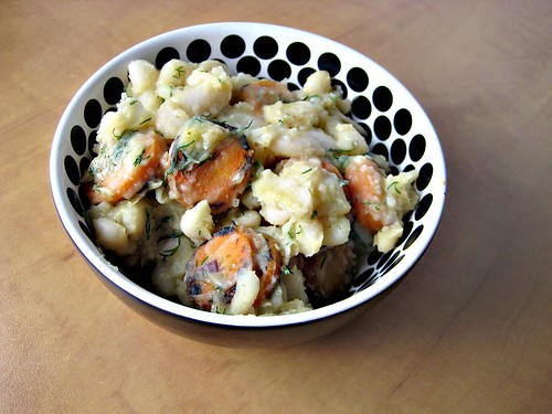 Carrot, Dill, and White Bean Salad | Joanne Eats Well With ...