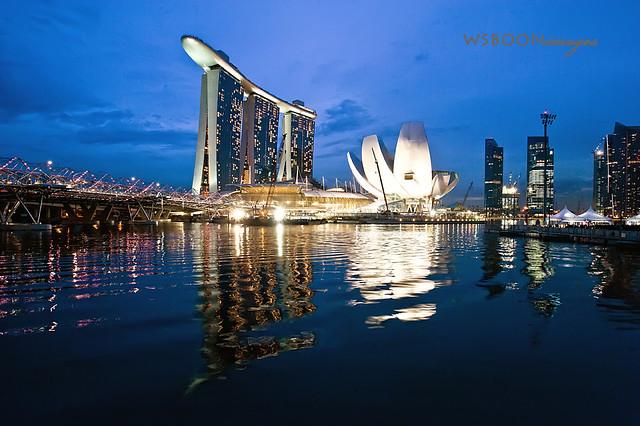 Marina Sands @ Singapore River_1485