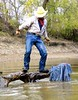 42 WS Cowboy up wet commando enjoyment!! (Wrangswet) Tags: swimming wranglers cowboyboots swimminginclothes riverhiking swimmingfullyclothed guysinwetjeans wetladz wetwranglers wetcowboy wetcowboyboots wetwranglerjeans meninwetjeans swimminginboots rivecanal