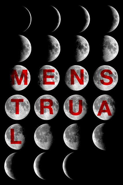 menstrual moon