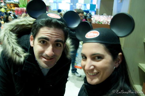 Free mouse ears!