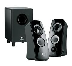 speakers logitech surroundsounds