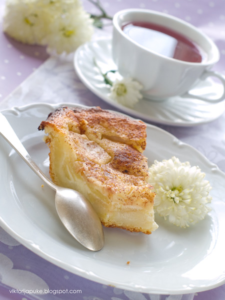 Сvetaeva's apple pie