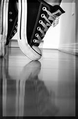 Contemporary Ballet (Marielle B-R) Tags: ballet rock rebel shoes br grunge converse marielle blueribbonwinner flickrsbest 1on1reflections superhearts reiersgard