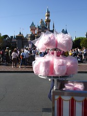 Disney Cotton Candy