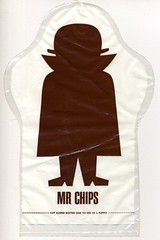 Mr Chips Puppet