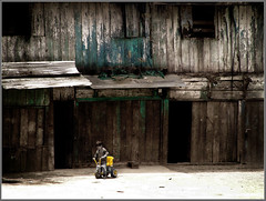 A lonely boy (Sukanto Debnath) Tags: boy india playing lonely sikkim debnath supershot instantfave ravangla abigfave sukanto