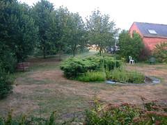 Taraloka gardens and pond 3