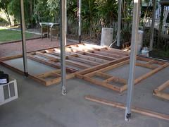 External Wall Framing - Back