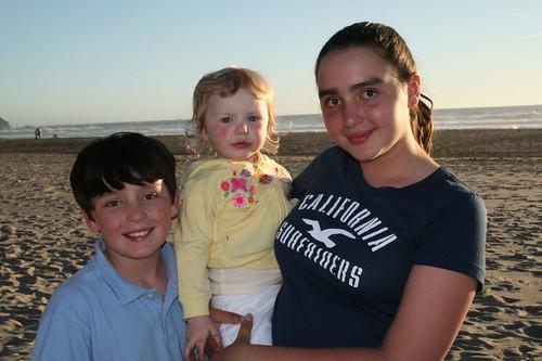 Scott, Leda and Sarah