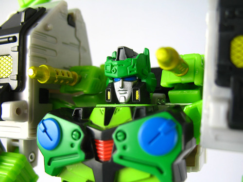 Botcon 2007 Springer (face close-up)