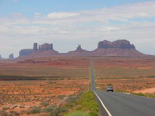 Before you go to Monument Valley, you have to see all the Ford/Wayne Westerns that made this place the iconic look of the cinematic West.