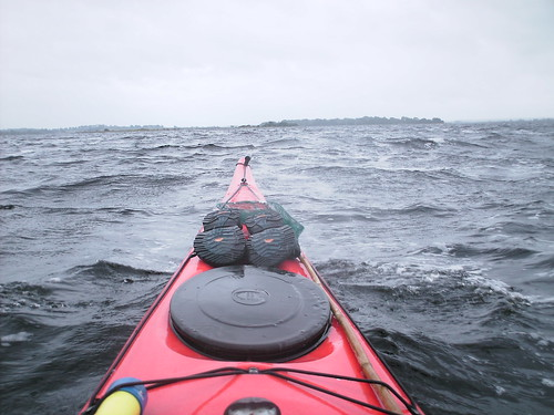 More Rough Weather on the Lough