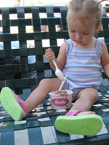 mmmmmmmm.... ice cream
